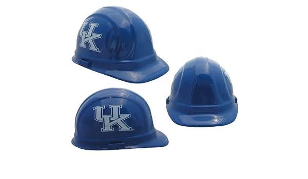 Kentucky Wildcats NCAA College Team Hard Hats With Ratchet Suspension
