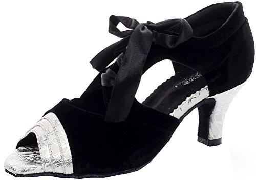 Chaussures De Danse Cfp Pour Les Femmes Silvery lzgdiP