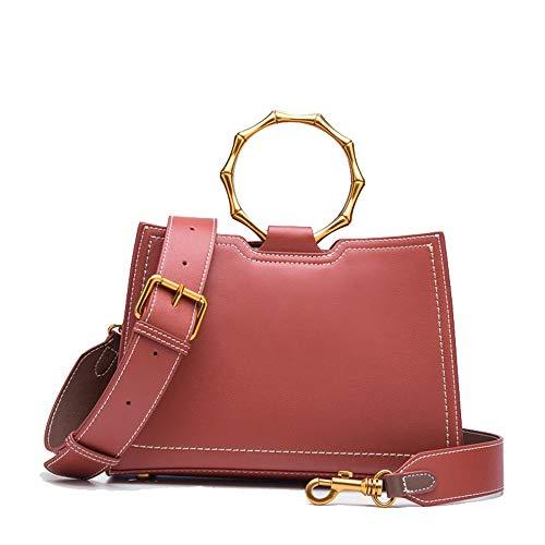 borsa Totes a tracolla tracolla borsa Borsa femminile a a Memoria Borsa Bianca moda a donne delle Rosa da Borse donna Colore per tracolla tracolla SRnqPfUw