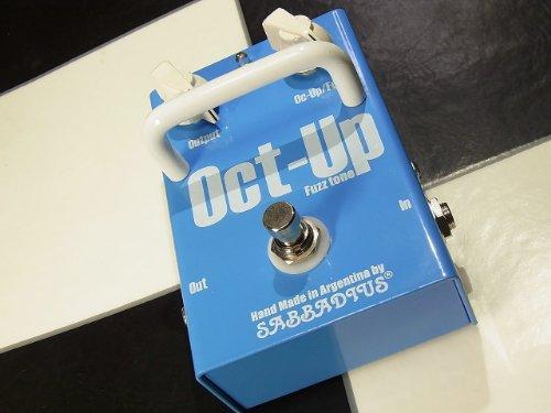 Tone Bender Fuzz (Sabbadius Custom Pedal Effects Oct-up Fuzz Tone)