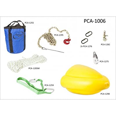 Portable Winch Co. PCA-1006 Forestry Accessory Kit for PCW3000 Winch