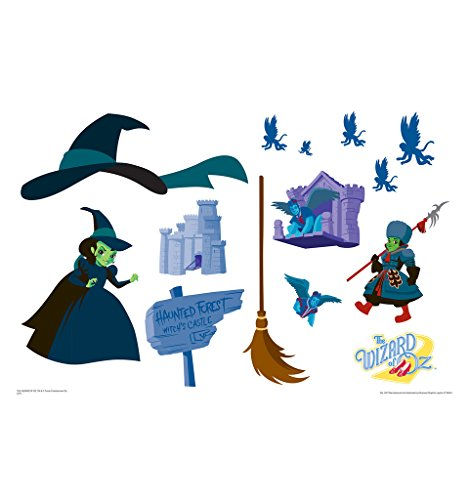 [Wizard of Oz Haunted Forest Activity Set - Advanced Graphics WallJammer] (Haunted Forest Wizard Of Oz)
