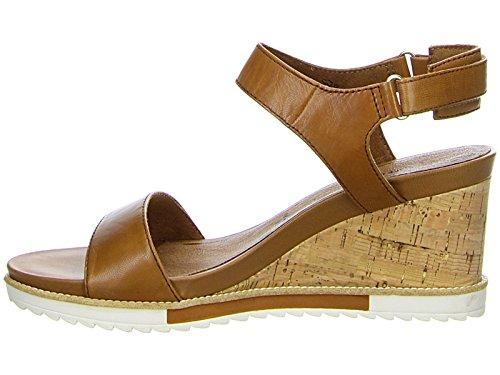Loren - Sandalias de vestir para mujer marrón marrón WscjFjQq