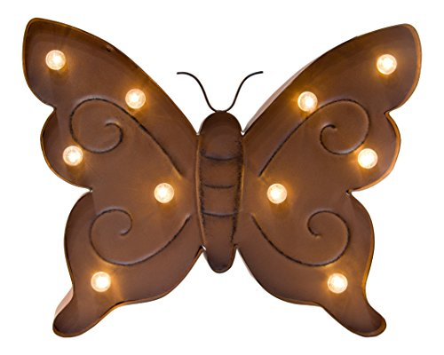 glitzhome-lighted-rusty-marquee-sign-butterfly