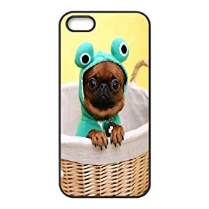 Case For Iphone 6 4.7 Inch Cover Case Happy Wednesday Everyone! the Cutest Dog Animals You Have Ever Seen, [Black]