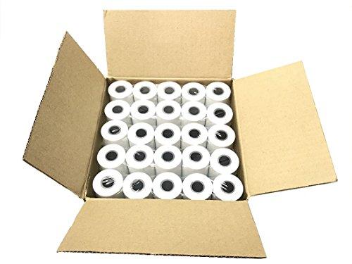 Freccia Rossa, Thermal Paper Rolls, 2 1/4'' x 50', 50 Rolls/Case by Freccia Rossa Market