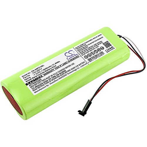 Replacement Battery Part No.742-00014 for Applied Instruments Super Buddy, Super Buddy 21, Super Buddy 29,Equipment,Survey Battery