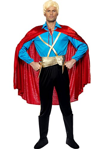 [Smiffys Flash Gordon Costume For Men] (Flash Gordon Halloween Costume)