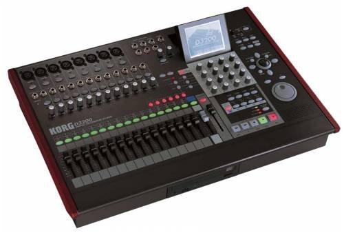 Korg Digital Recorders (Korg D3200 Digital Recording Studio Console)