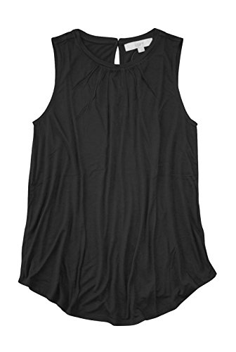 ann taylor black dress - 4