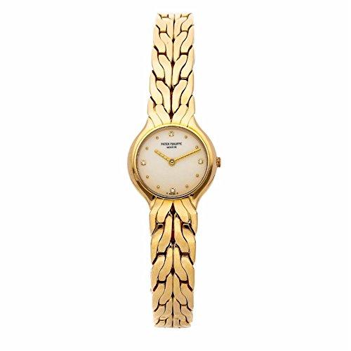 Patek Philippe La Flamme quartz womens Watch 4816/001 (Certified Pre-owned) - Patek Philippe Ladies