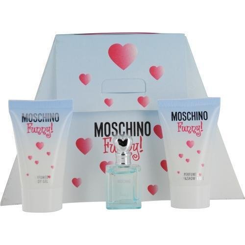 Moschino Funny! Women's 3-piece Fragrance Set