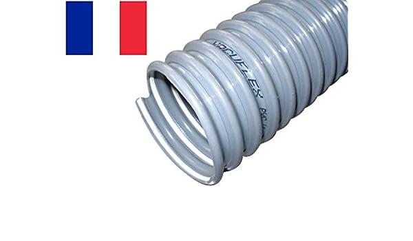 Flexible PVC 1 Metre diámetro 60 mm para aspiradora a virutas ...