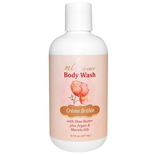 "Madre Labs, Body Wash, Creme Brulee, 8.7 fl oz (257 ml)(pack of 2) by ""Madre Labs, B"""