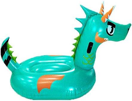 CXNY&Floating row Hilo Inflable Estilo dragón,Divertidos ...