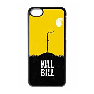 XOXOX Cover Custom Kill Bill 2 Phone Case For Iphone 5C [Pattern-4]