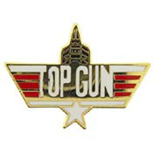 US Navy Top Gun Jet Pin Military Collectibles for Men Women (Bomber Pin)