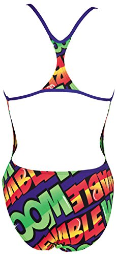 Costume donna UNBELIEVABLE Arena 40 Donna da W bagno Blu Incredibile W Blue Uqtxqw