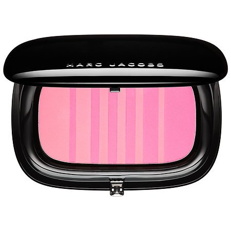 (Marc Jacobs Beauty Air Blush Soft Glow Duo # 500 Lush & Libido - petal pink/ orchid pink)