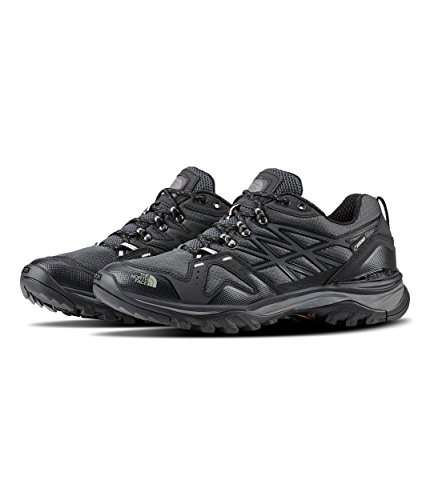 The North Face Hedgehog Fastpack GTX Hiking Shoe - Men's TNF Black/High Rise Grey 10.5
