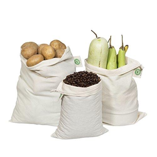 Amazon.com: Mejor juego de bolsas de comestibles ...