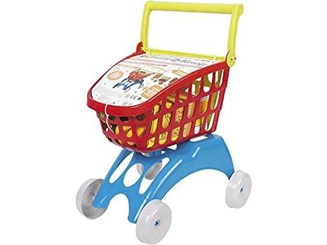 IMITOYS Carrito Supermercado con Accesorios 50x41x25cm Vicam Toys 20-JU: Amazon.es: Juguetes y juegos