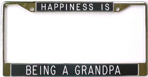 grandparents license plate frame - 7
