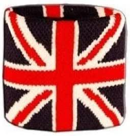 Digni - Muñequera, diseño de Bandera del Reino Unido: Amazon.es: Deportes y aire libre