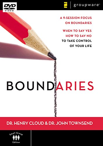 Boundaries: When to Say Yes, When to Say No to Take Control of Your Life by HarperCollins Christian Pub.