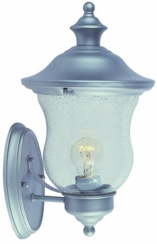 Design House 508978 Highland 1 Light Indoor/Outdoor Wall Light, - Highland House