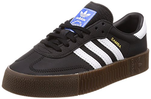 Originals Sambarose Black Shoes W Adidas BZ6RUq6