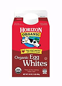 Horizon Organic Organic Liquid Egg Whites, 16 oz
