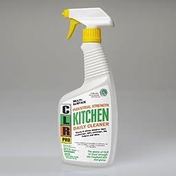 CLR Pro PB-KITCH-32PRO Multi Purpose Daily Kitchen Cleaner, 32 oz Trigger Spray