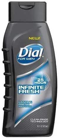 Body Washes & Gels: Dial for Men Infinite Fresh Body Wash