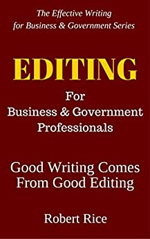 government writing jobs