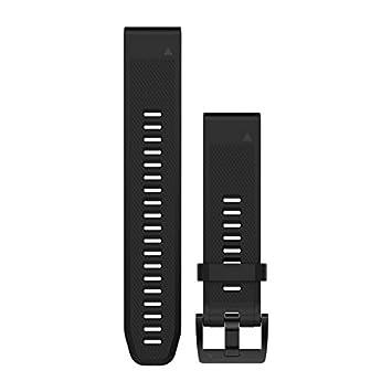 Garmin Quickfit 22 Banda de Silicona para Fenix 5