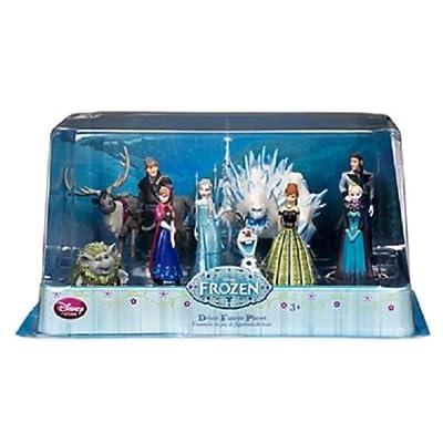 Disney Frozen Frozen Deluxe Figure Playset - 10 Piece