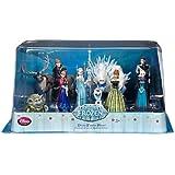 Disney Frozen Frozen Deluxe Figure Playset - 10 Piece by Disney Frozen