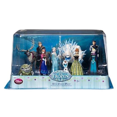 Disney Frozen Deluxe Figure Playset
