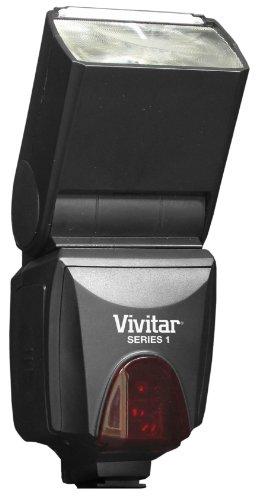 Vivitar PRO Flash for Canon SLR Camera (VIV-DF-483-CAN)