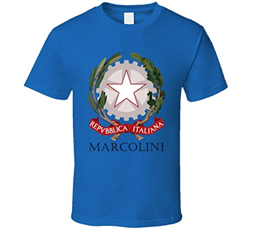avatshirt-marcolini-italian-name-italy-coat-of-arms-t-shirt-2xl-royal-blue