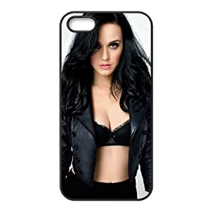 iPhone 5 5S Case Black Katy Perry Cell Phone Case Cover P1Y7DN