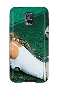 New Design On Gisele Bundchen Case Cover For Galaxy S5