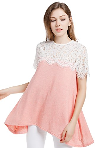 Blooming Jelly Womens Sleeve Casual