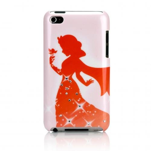 Disney Silhouette Clip Hard Case for iPod Touch 4G