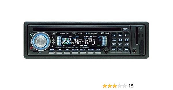 VR3 VR500CS-BT 3 in 1 Bluetooth Car Radio with USB & SD slot: Amazon.ca:  Electronics | Vr500cs Bt Wiring Harness |  | Amazon.ca
