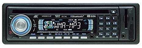 amazon com vr3 vr500cs bt 3 in 1 bluetooth car radio with usb & sd boss car stereo wiring harness vr3 vr500cs bt 3 in 1 bluetooth car radio with usb & sd slot