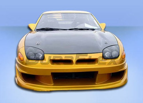 Duraflex Replacement for 1994-1998 Mitsubishi 3000GT Dodge Stealth Bomber Front Bumper Cover - 1 Piece
