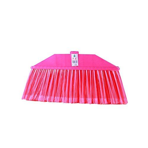 Plastic broom head color plastic broom head sweep suit suit rubber broom