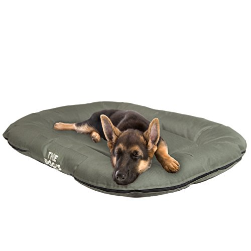 Embroidered Dog Beds - 1